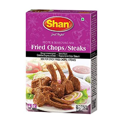 Picture of Shan Fried Chops/Steaks 50gm