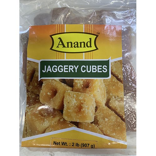 Picture of Anand Jaggery Cubes 2lb