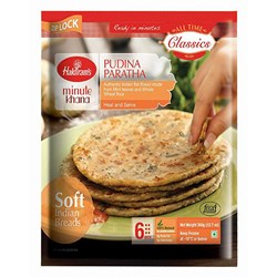 Picture of Haldiram Frozen Pudina Paratha 360gm