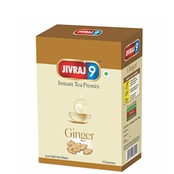 Picture of Jivraj 9 Ginger Tea - 10pc