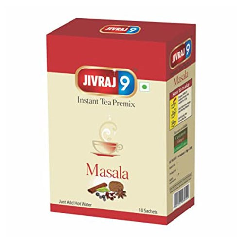 Picture of Jivraj 9 Masala Tea - 10pc