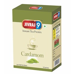Picture of Jivraj 9 Cardamom Tea - 10pc