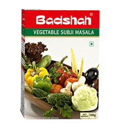Picture of Badshah Vegetable Subji 100gm
