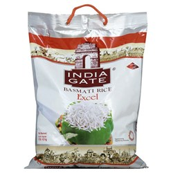 Picture of India Gate Excel Basmati 10lb