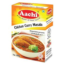 Picture of Aachi Chicken Curry 7oz