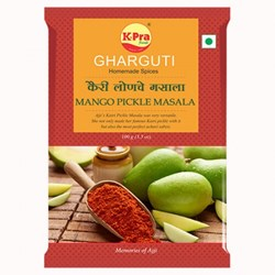 Picture of K-Pra Mango Pickle Masala 100gm.
