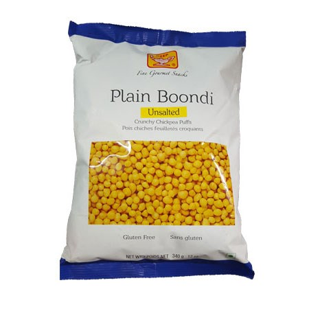 Picture of Deep Plain Boondi 12oz.