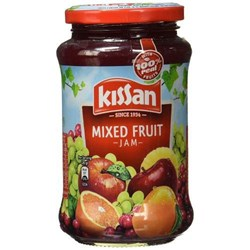 Picture of Kissan Mix Fruit Jam 500gm