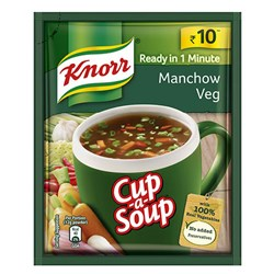 Picture of Knorr Cup-A-Soup Manchaw 16gm.
