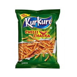 Picture of Kurkure Red Chili 100gm