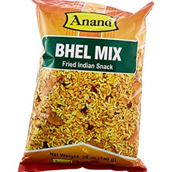 Picture of Anand Bhel Mix (Plain) 740gm