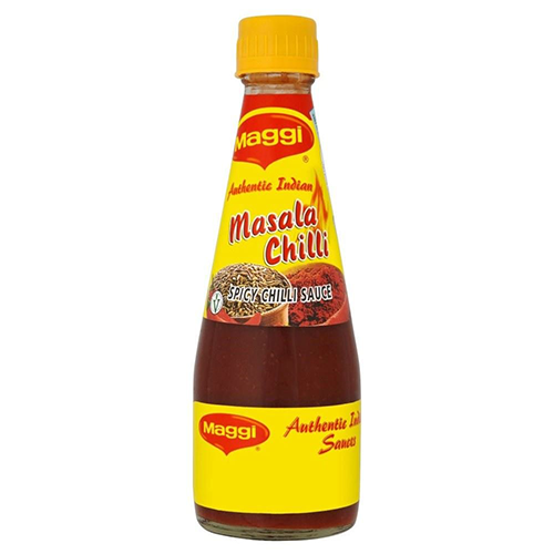 Picture of Maggi Masala Chili Sauce 400gm