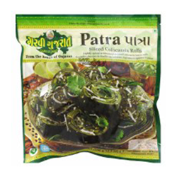 Picture of Garvi Gujarat  Patra Slice 350gm