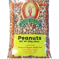 Picture of Laxmi Raw Peanuts 800gm