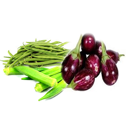 Picture for category Beans/ Brinjals & Okra