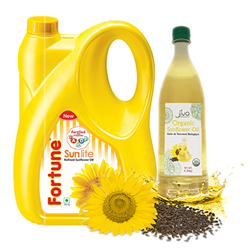 Picture for category Sunflower, Rice Bran Oil