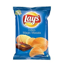 Picture of Lays Magic Masala Chips 52gm