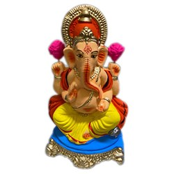 Picture of Ganesh Idol water soluble 4 inch