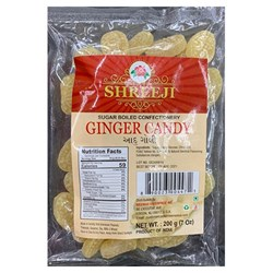 Picture of Shreeji Ginger Candy 200gm