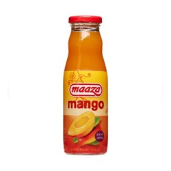 Picture of Mazza Maaza Mango Drink 330mL