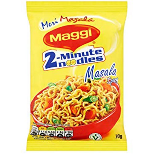 Picture of Maggi Masala Noodles 70gm