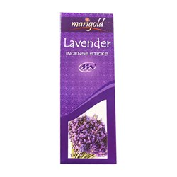 Picture of Marigold Lavender 6pk/20pc