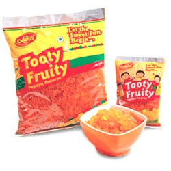 Picture of Tooty Fruity Orange 500gm.