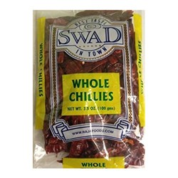 Picture of Swad red whole chilly 3.5oz