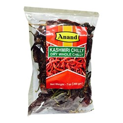 Picture of Anand Kashmiri whole Chilly 200gm