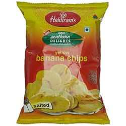 Picture of Haldiram Yellow Banana Chips 180g