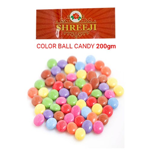 Picture of Shreeji Color Ball Candy 200gm