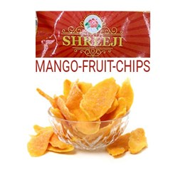 Picture of Shreeji Mango Fruit Chips 7oz