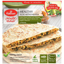 Picture of Haldiram Healthy Aloo Methi Paratha 400gm