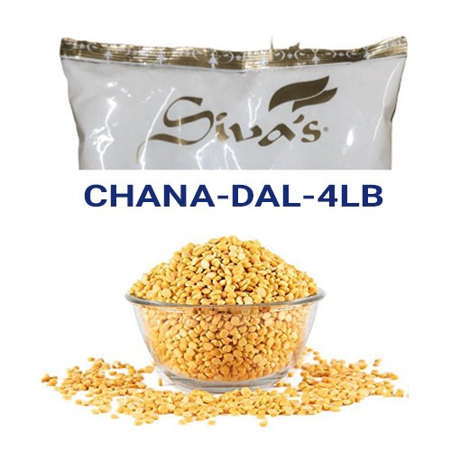 Picture of Siva Chana Dal 4lb