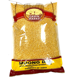 Picture of Grain Market Moong Dal 2lb