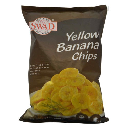 Picture of Swad yellow banana wafer 2lbs
