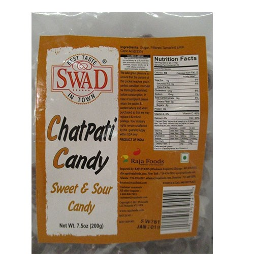 Picture of Swad Chatpatta Candy 7oz
