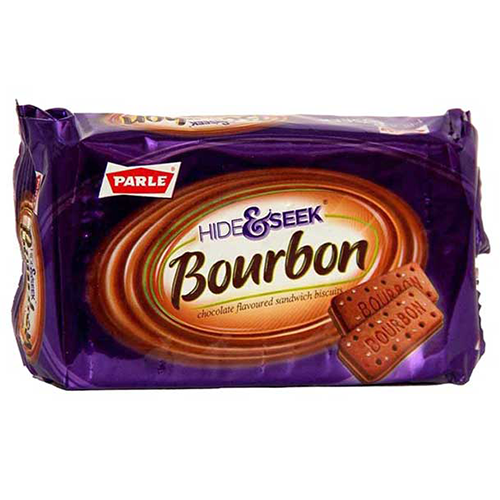 Picture of Parle Hide&Seek Bourbon 150gm