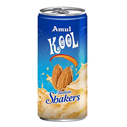 Picture of Amul Kool Badam Shakers 200mL