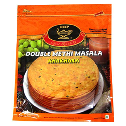 Picture of Deep Double Methi Masala Khakhara 7oz