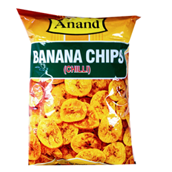 Picture of Anand Chili Banana Chips 14oz