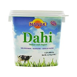 Picture of Nanak Yogurt 5lb