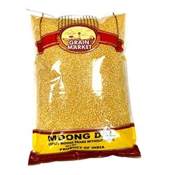 Picture of Copy of Grain Market Moong Dal 4lb