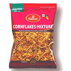 Picture of Haldiram cornflakes mixture 400gms