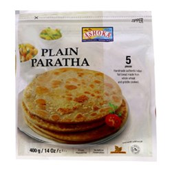Picture of ashoka plain paratha 400gm