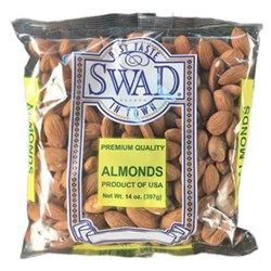 Picture of Swad Almond 14oz