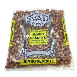 Picture of Swad Raw Peanuts 14oz