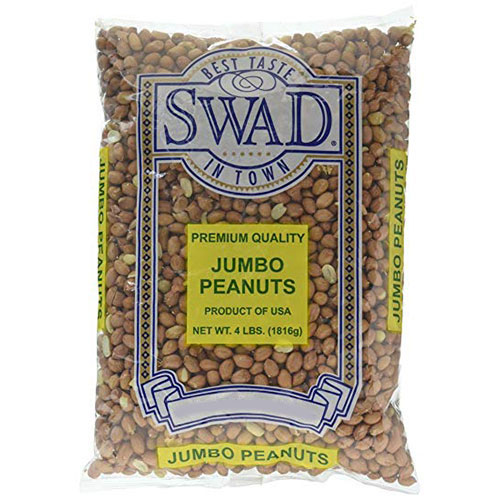 Picture of Swad Peanuts Raw 4lb