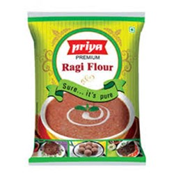 Picture of Priya Ragi Flour 1kg.