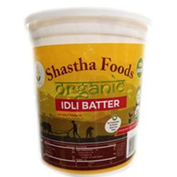 Picture of Shastha Organic idly Batter 32oz